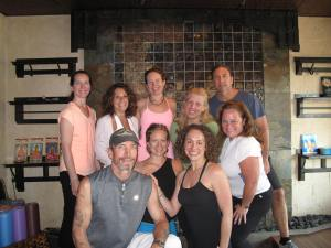 The Aligned Flow 200 Hour Yoga Teacher Training Graduates!
