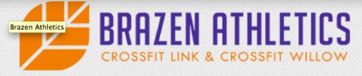 Brazen Logo